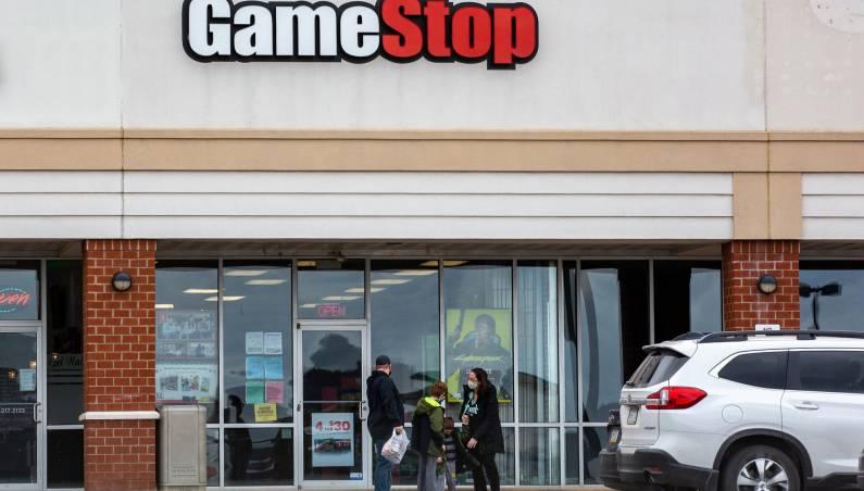 GameStop Stock Fraud