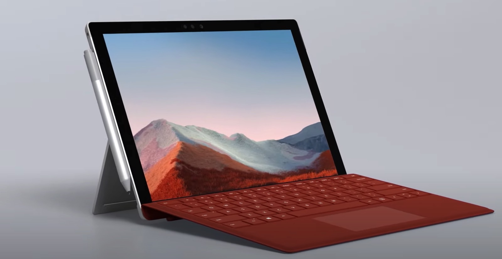 <p>Microsoft revealed a Strong new Surface Pro 7, but you Can Not Purchase it thumbnail