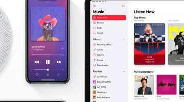iOS 14.5 default music service