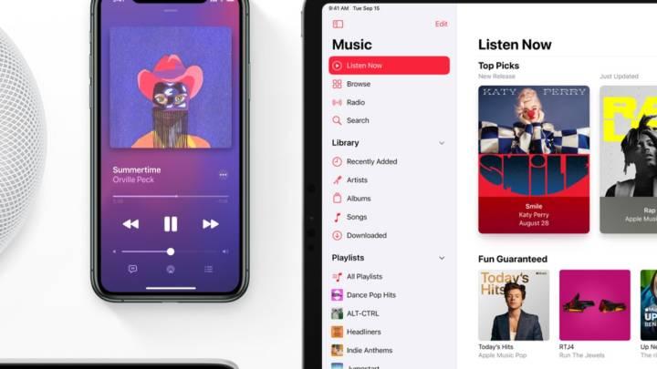 Spotify vs. Apple