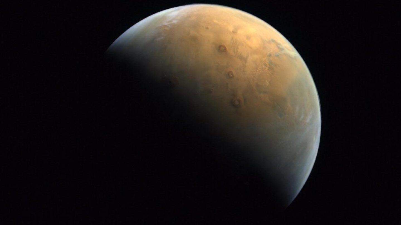 china mars mission