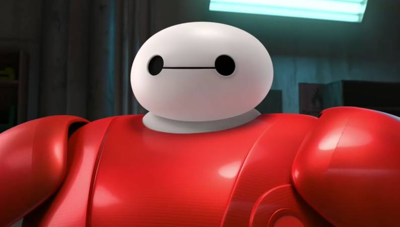 Big Hero 6 MCU