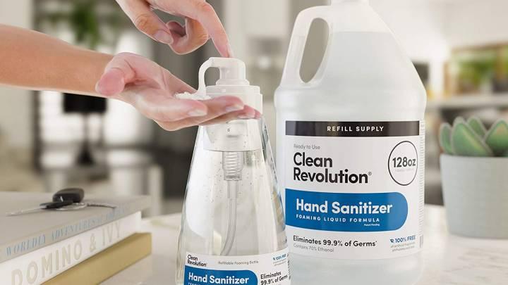 Amazon Hand Sanitizer