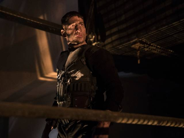 Marvel: Jessica Jones and The Punisher