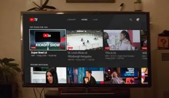 YouTube TV add-on