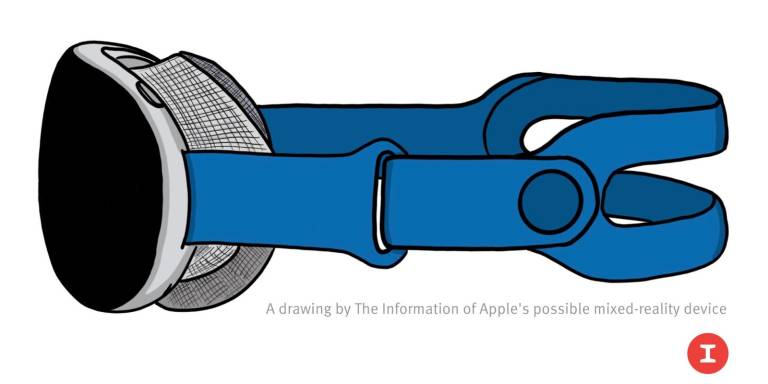 Apple Mixed-reality Glasses