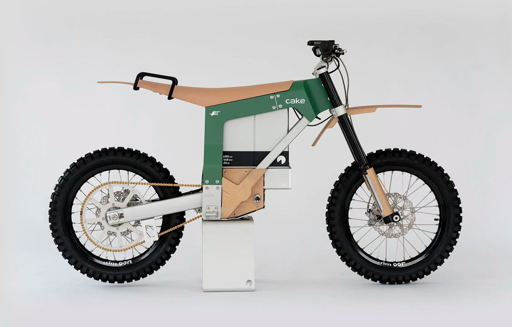 This ultra-quiet electric bike is a poacher's worst nightmare