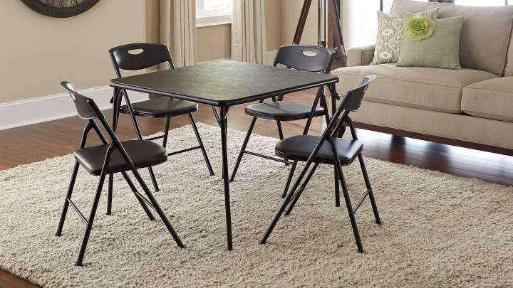 Best Folding Tables for Cards