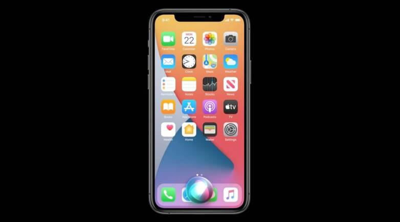 iPhone Voice Transcription App