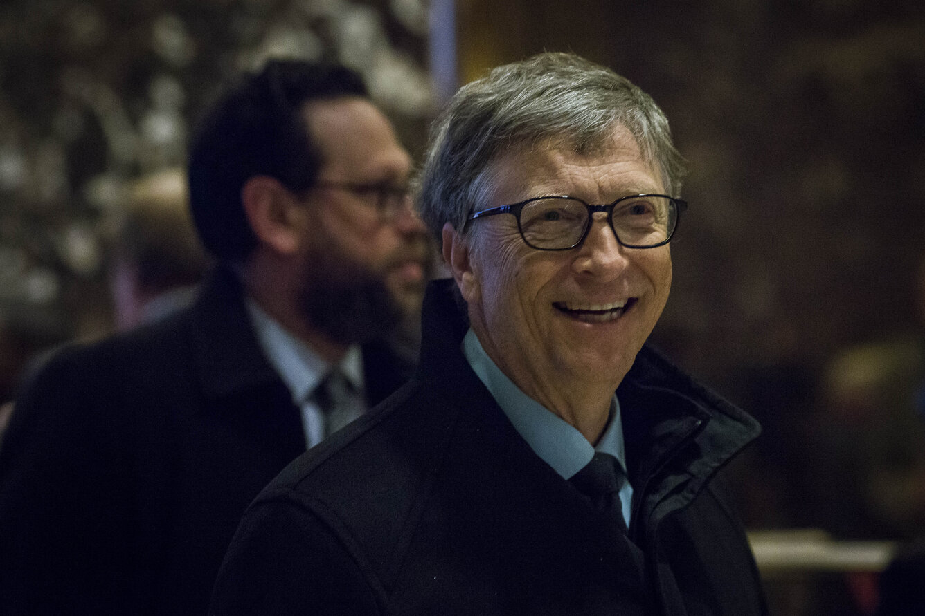 Here's why Bill Gates prefers Android to iOS - BGR