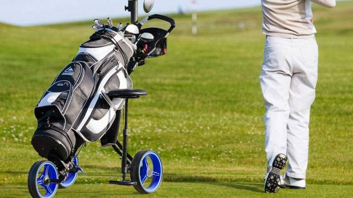 Top Push Pull Carts for Golf