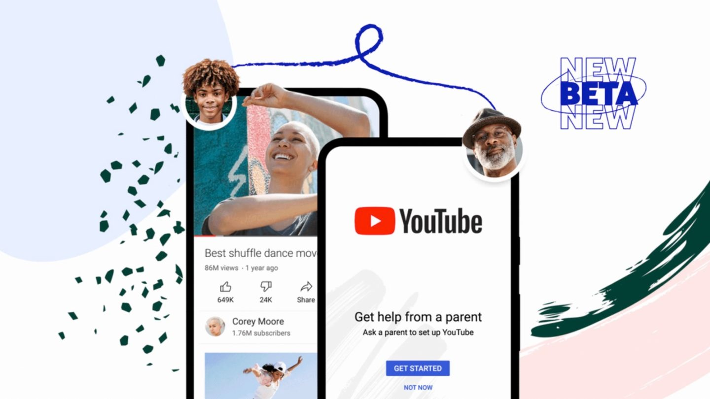 YouTube Supervised Experiences