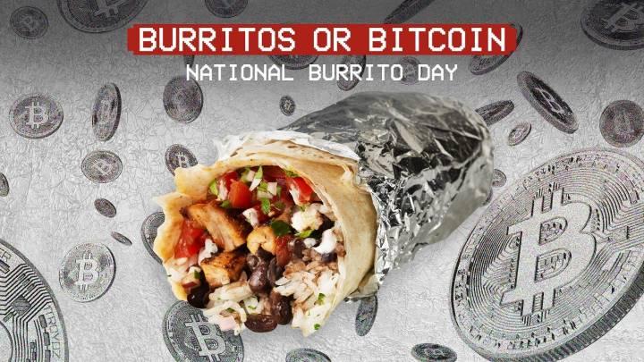 Chipotle National Burrito Day 2021