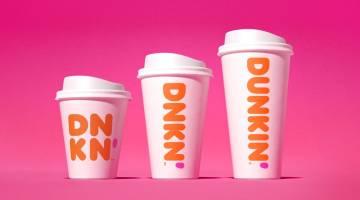 Dunkin' free donuts