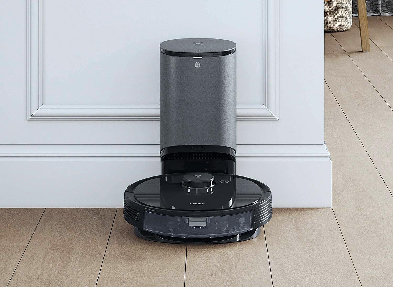 Ecovacs Deebot N8 Pro Plus Robot Vacuum and Mop