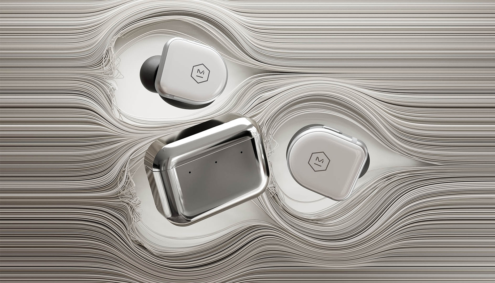 Master and Dynamic MW08 Earphones