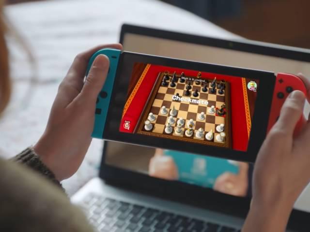 Nintendo Switch Pro upgrade