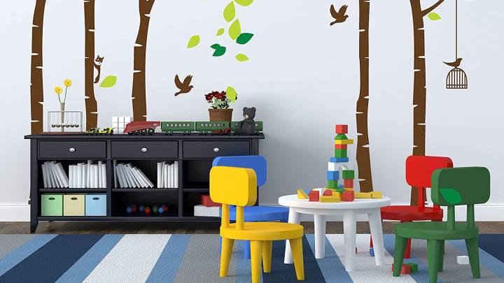 Amazon Wall Decorations Kids