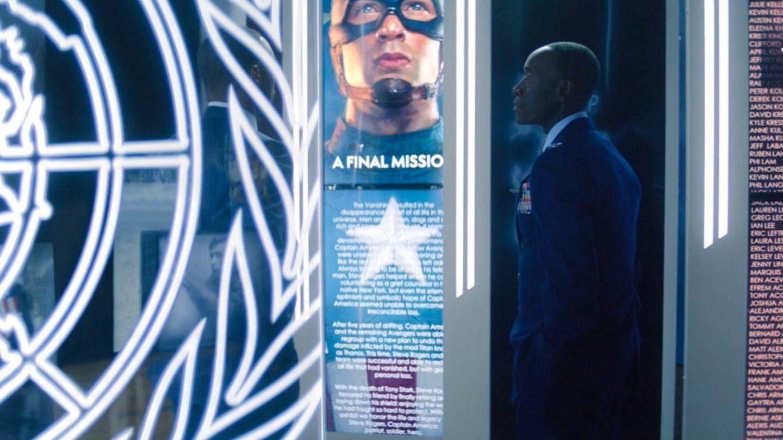 Marvel Avengers 5