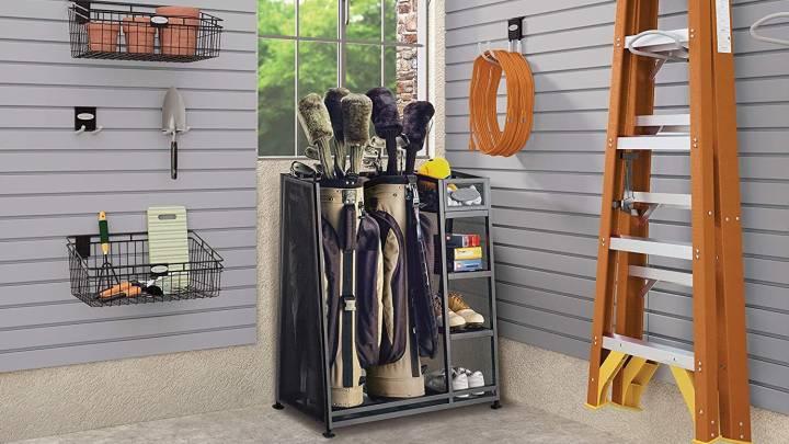 Best Golf Storage Organizer
