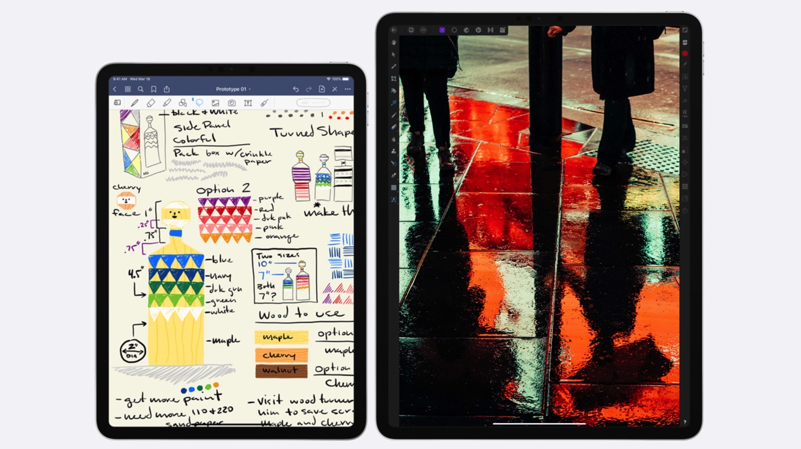 The most exciting new iPad pro might be hard to find at launch