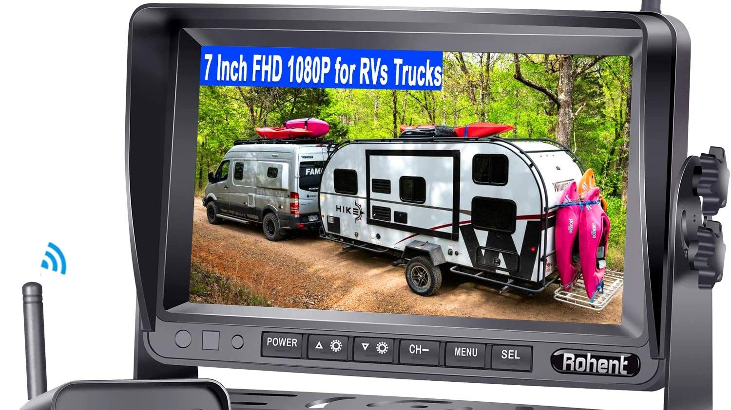 Best for RVs