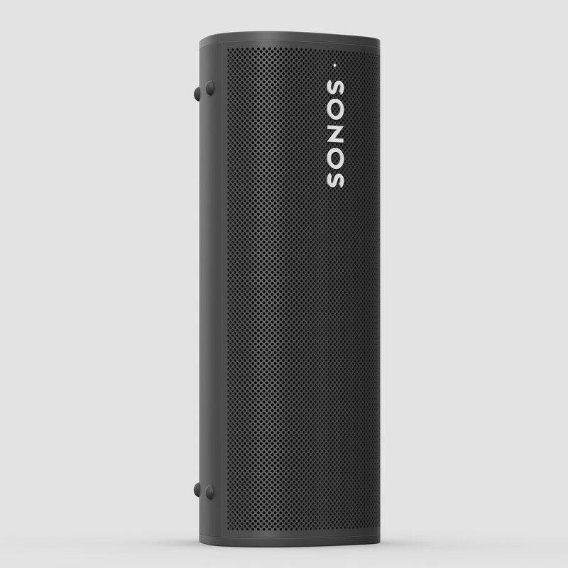 Sonos Roam black speaker