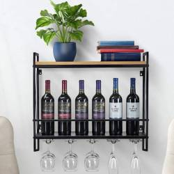 Wine Racks for the Wall