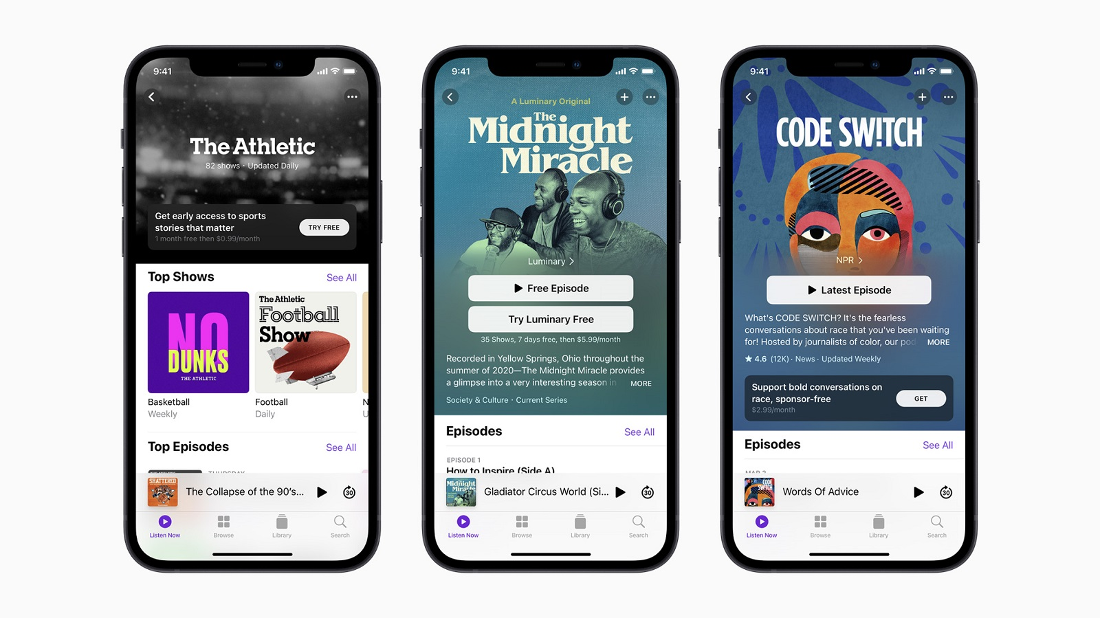 <p>Spotify might crush an exciting new Apple service before it even launches thumbnail