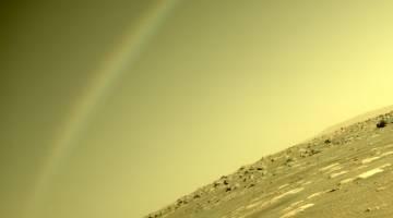 mars rainbow