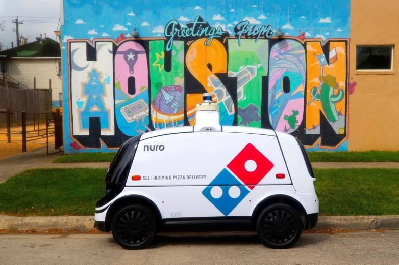 Domino's pizza delivery