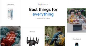 Google Shopping app
