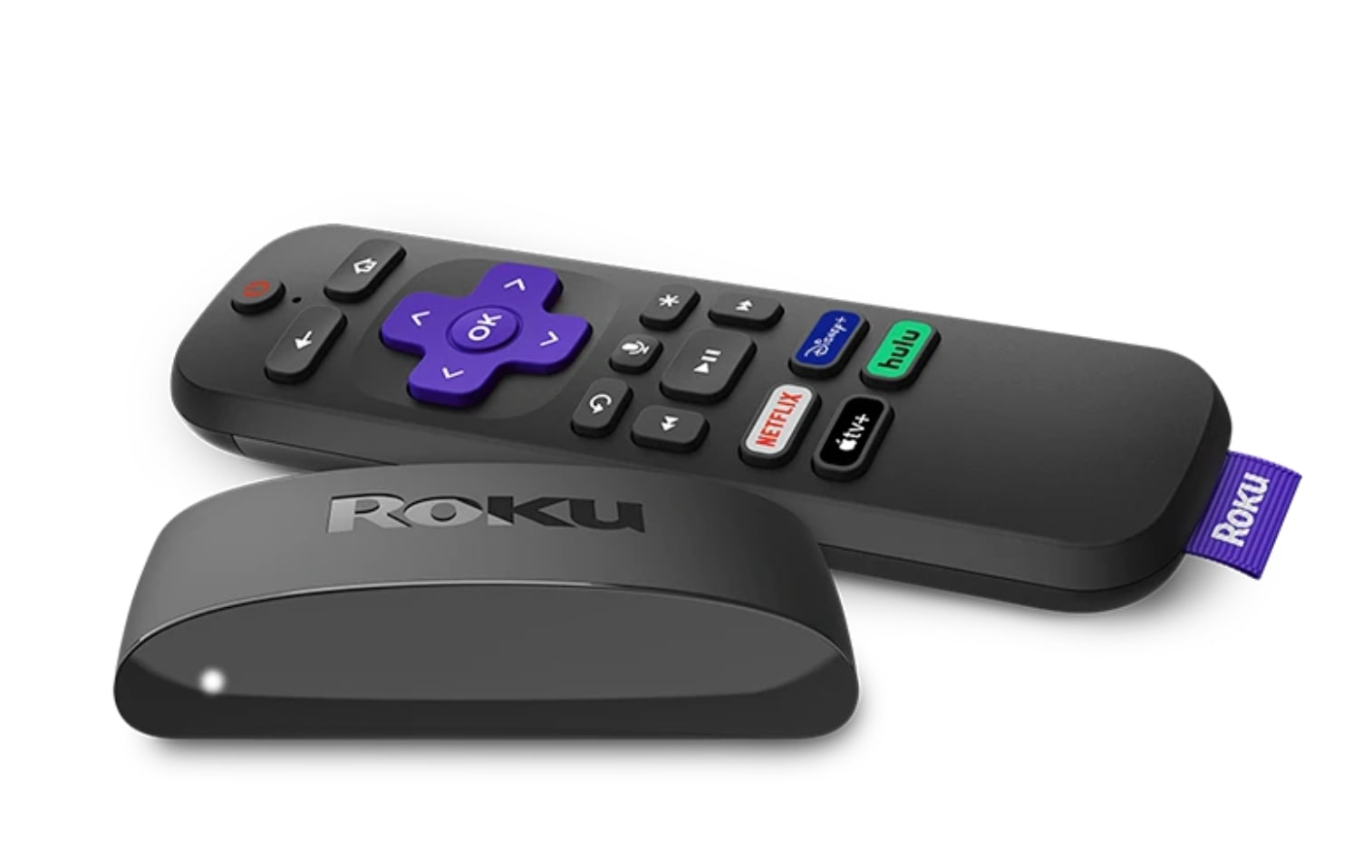 Roku's new voice remote is perfect for fans of Apple TV+