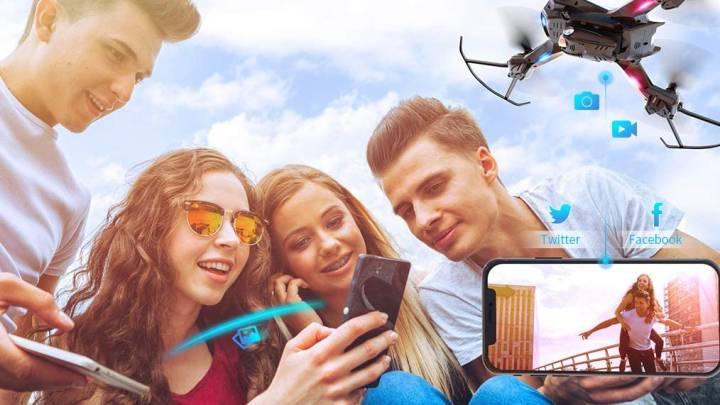 Best Selling Drones Amazon
