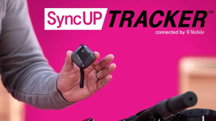 T-Mobile SyncUP Tracker