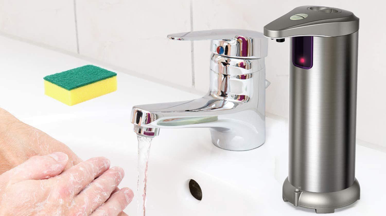 Best for Adjusting Soap Amount