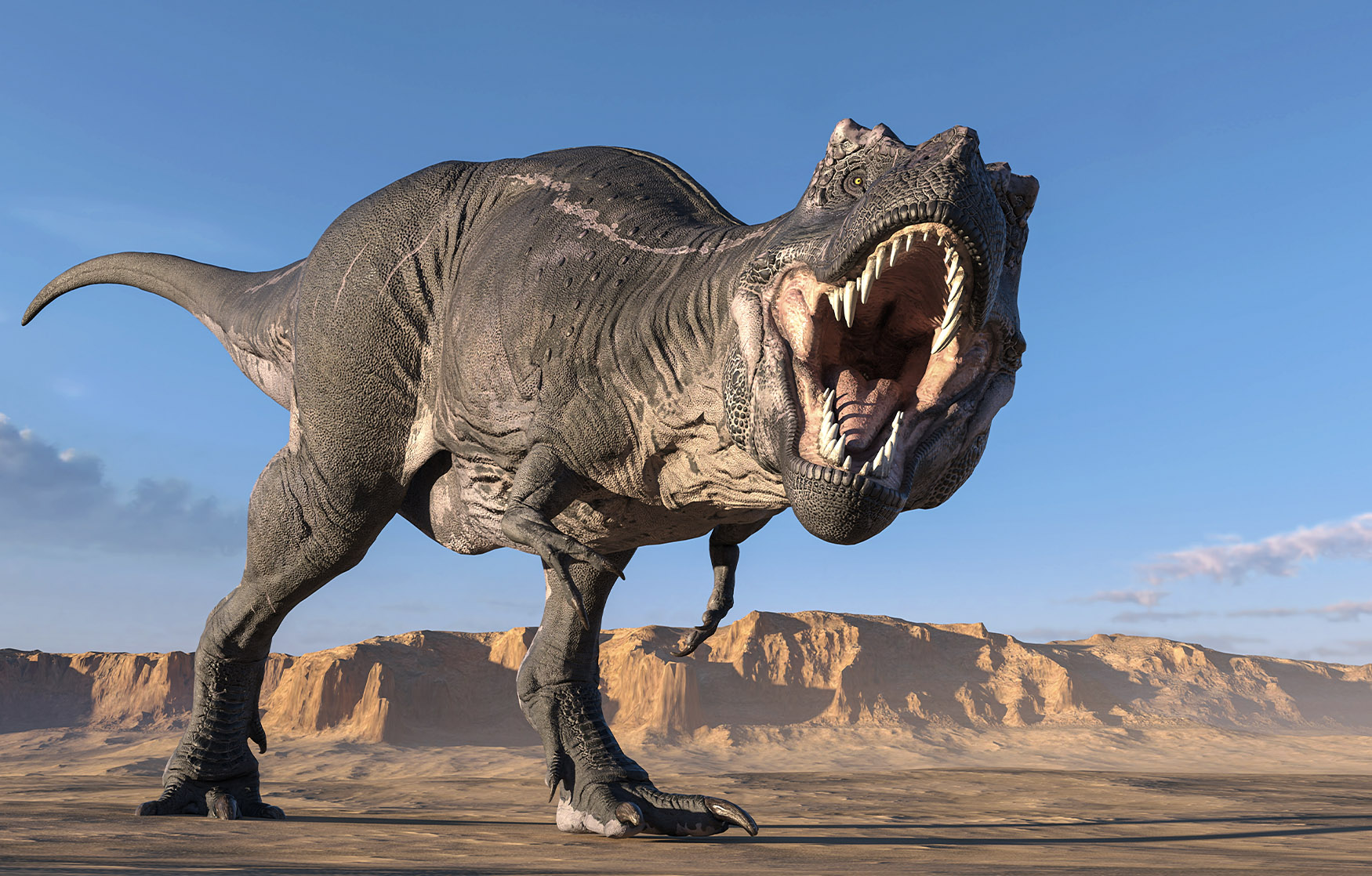 New study estimates shocking number of T. rexes in Earth's history