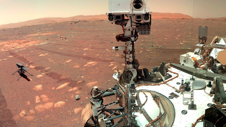 China Mars Landing