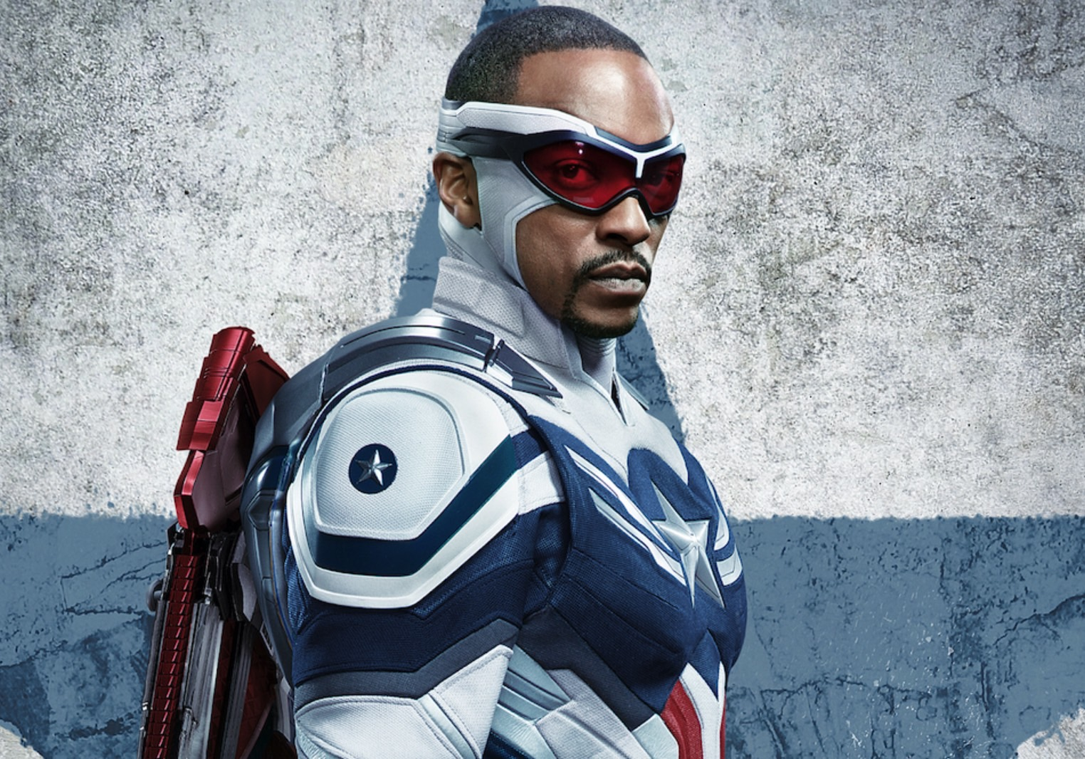<p>Anthony Mackie just Succeeded at a mysterious Brand New Marvel movie thumbnail