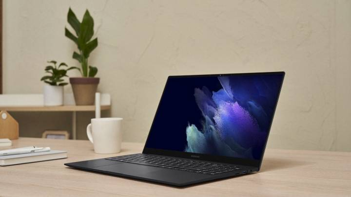 Samsung OLED Laptop