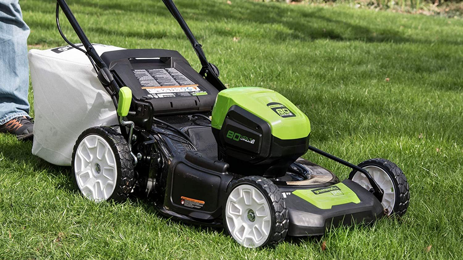 Best Upgrade for Previous Battery-Powered Mower Owners
