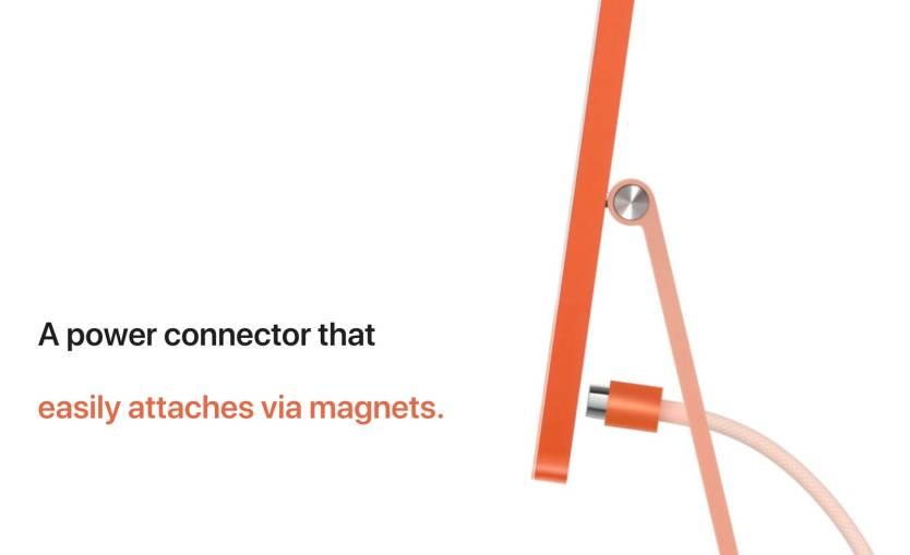 iMac 24-inch MagSafe