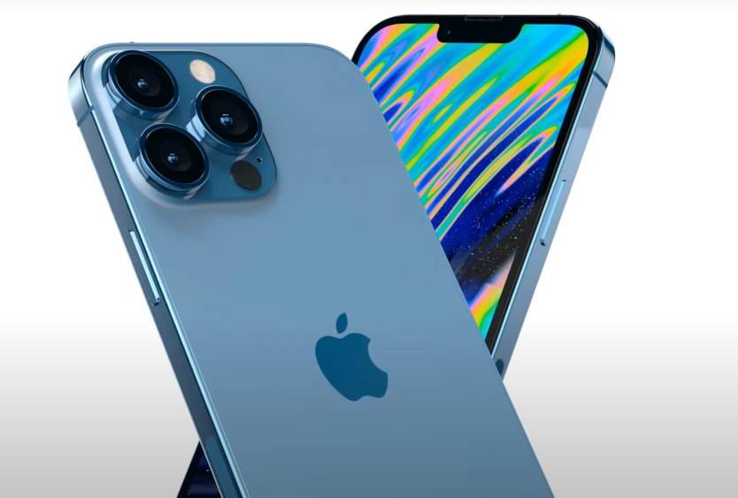iPhone 13 Pro Max Design Leak