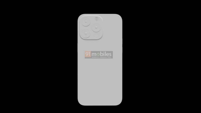 iPhone 13 Pro Design Leak