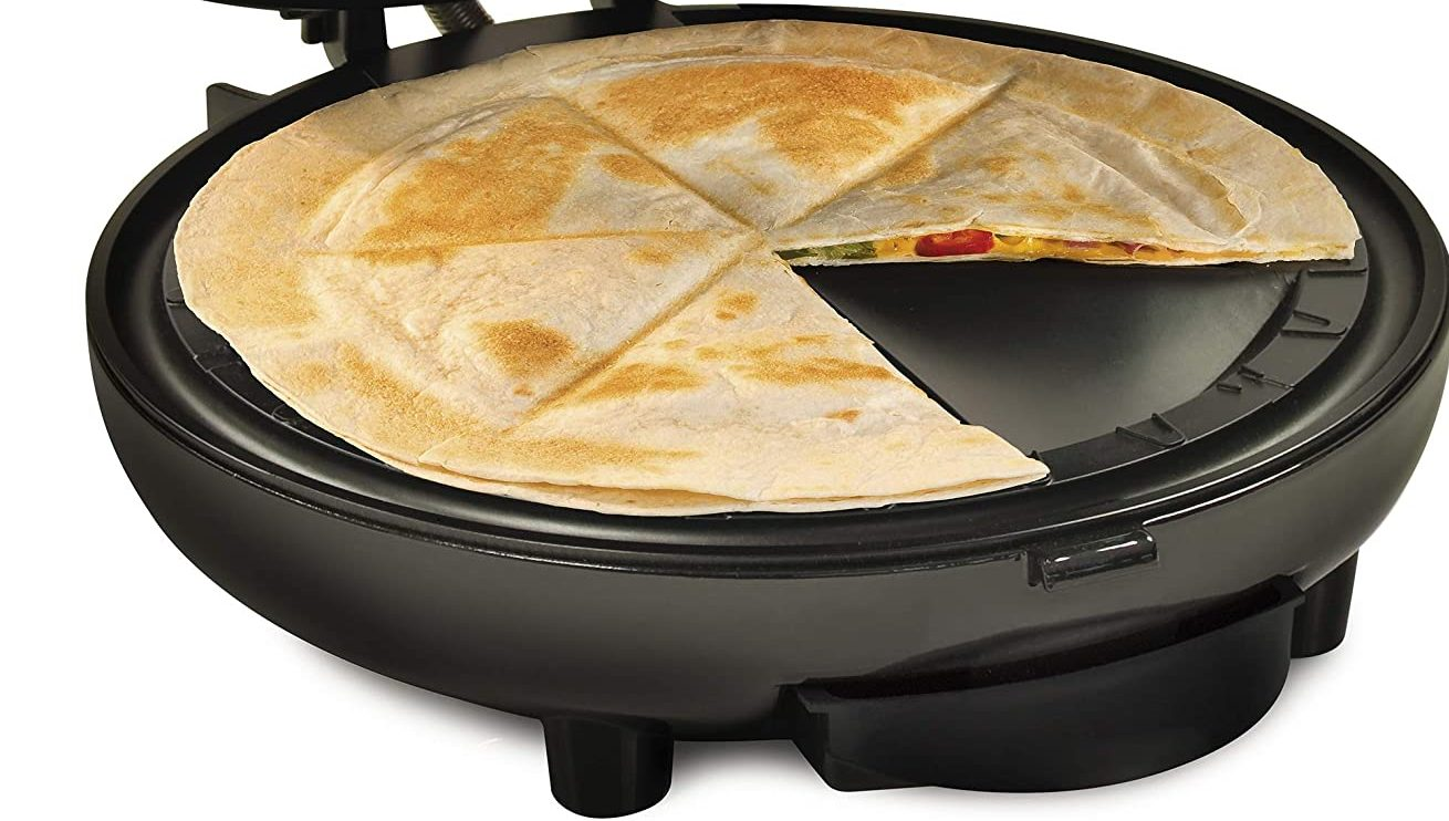 Best for Full Quesadillas