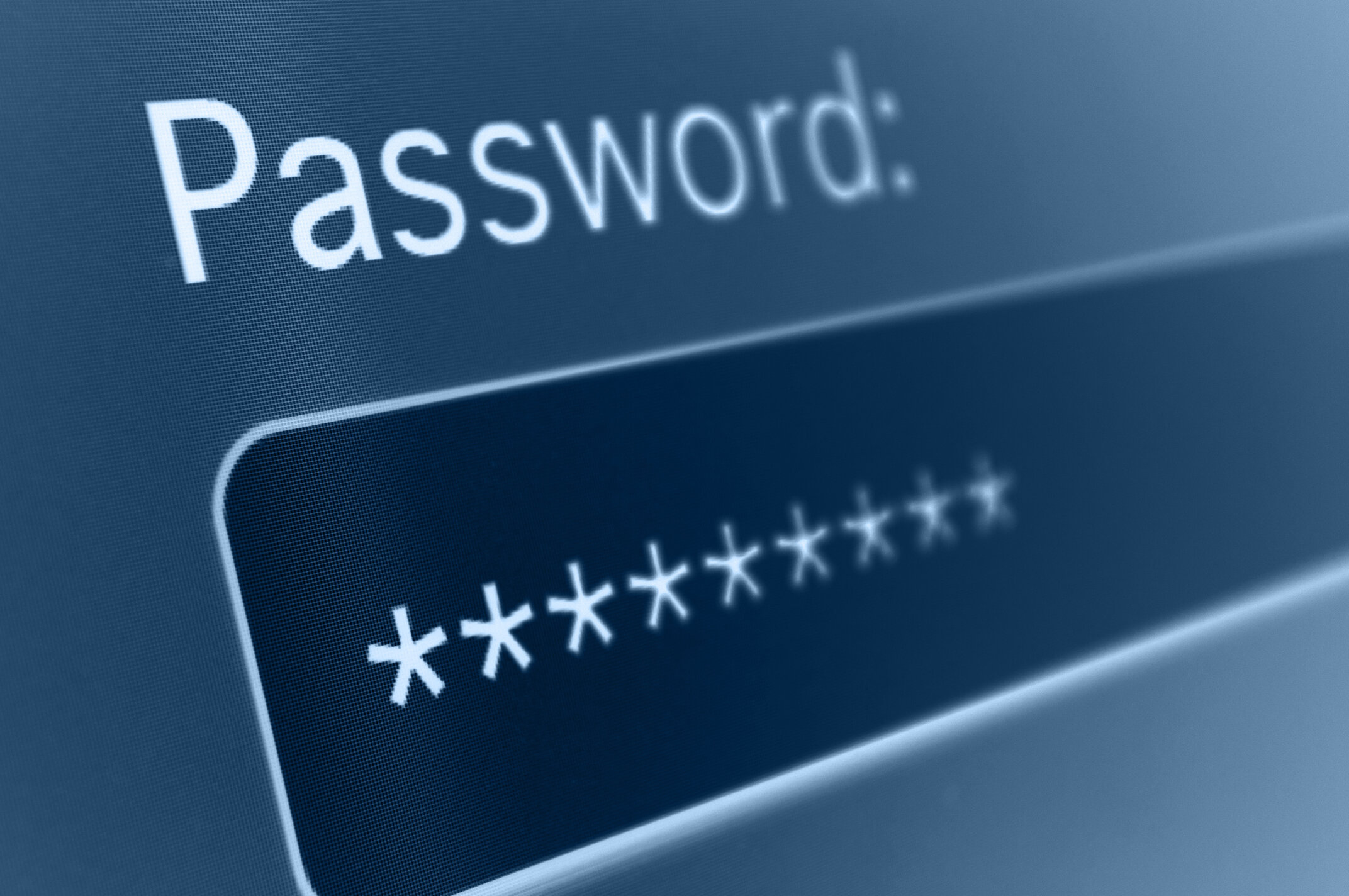 Please stop doing this when you create a new password