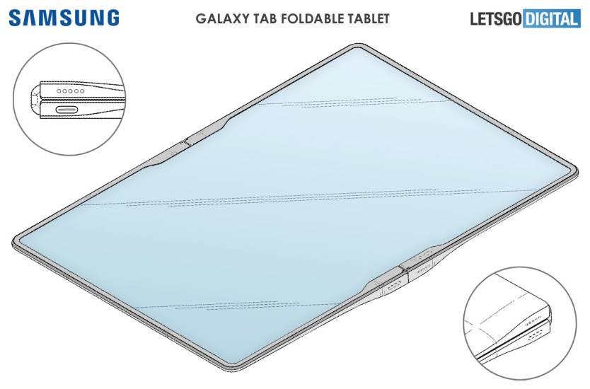 Galaxy Tab Foldable