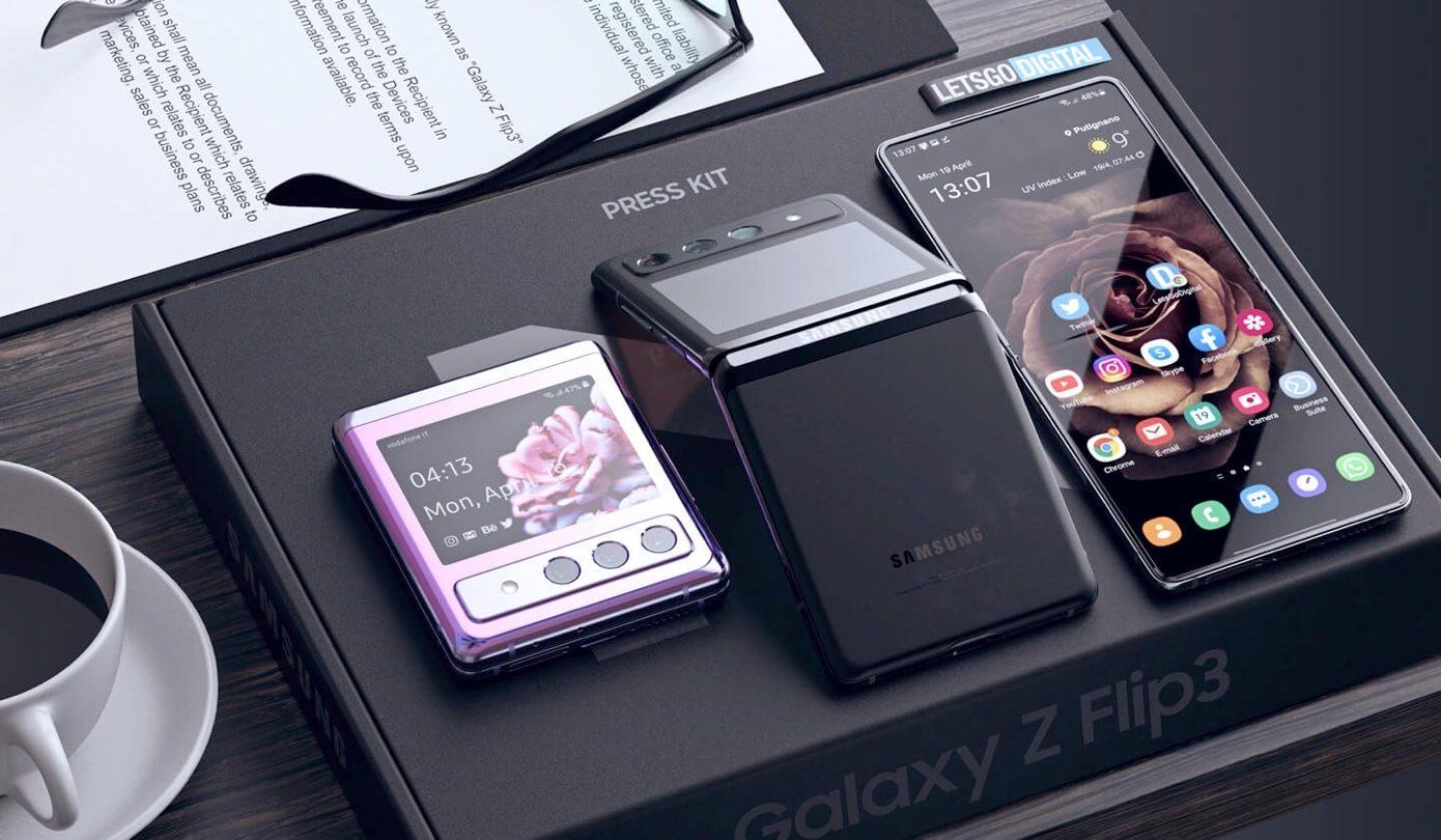 Galaxy Z Fold 3 Release Date