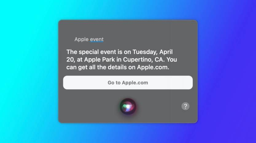 Apple April 2021 Event
