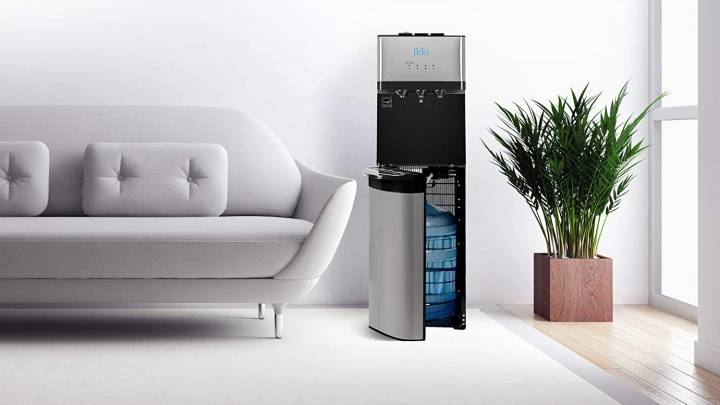 Top Self Cleaning Water Dispenser